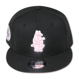 "CHICAGO CUBS ""1908 WORLDSERIES"" NEW ERA 9FIFTY SNAPBACK (PINK BOTTOM)"