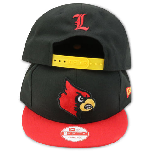 LOUISVILLE CARDINALS NEW ERA 9FIFTY SNAPBACK