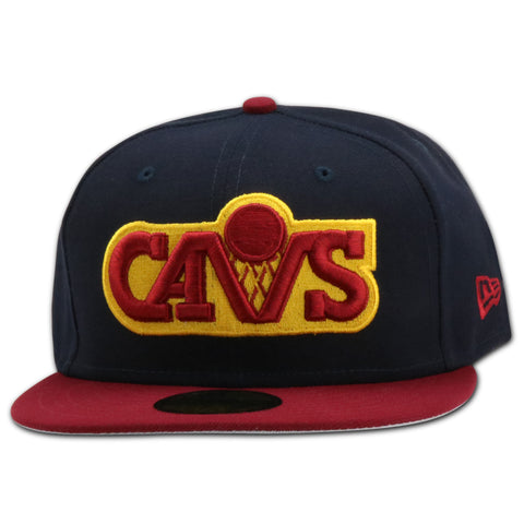 CLEVELAND CAVALIERS NEW ERA FITTED