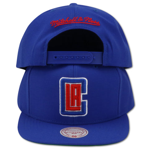 LOS ANGELES CLIPPERS MITCHELL & NESS SNAPBACK (NT78Z-TPC)