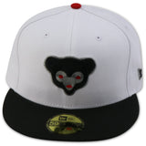 CHICAGO CUBS NEW ERA 59FIFTY FITTED (AIR JORDAN 5 RETRO CEMENT)