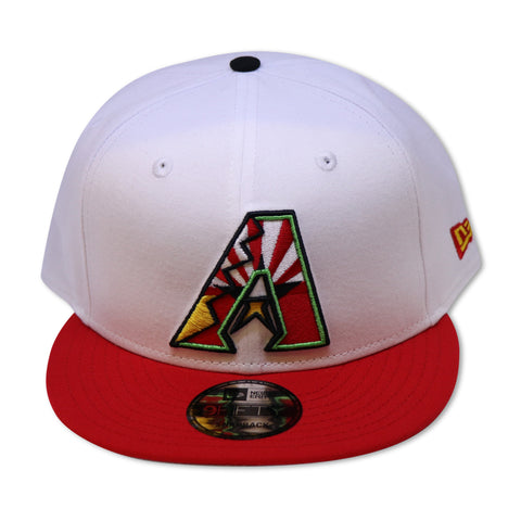 "ARIZONA DIAMONDBACKS ""JORDAN 6 HARE"" NEW ERA 9FIFTY SNAPBACK"