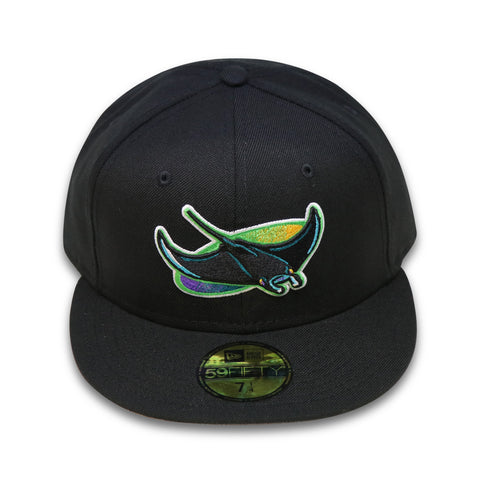 "TAMPA DEVIL RAYS  ""2001 GAME"" NEW ERA 59FIFTY FITTED"