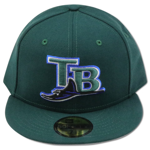 TAMPA BAY DEVIL RAYS 2006 ALTERNATE NEW ERA 59FIFTY FITTED