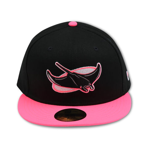 TAMPA BAY DEVILRAYS NEW ERA 59FIFTY FITTED