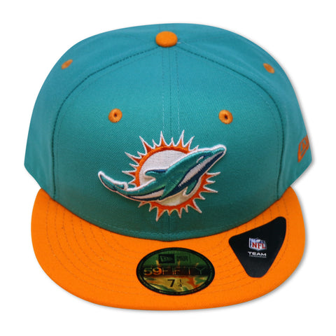 MIAMI DOLPHINS (GM) NEW ERA 59FIFTY FITTED