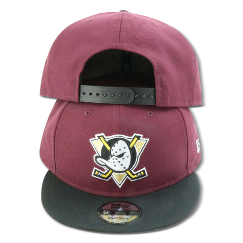 ANAHEIM MIGHTY DUCKS NEW ERA 9FIFTY SNAPBACK