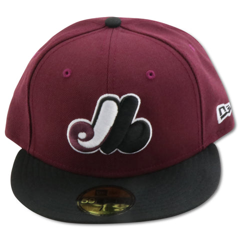 MONTREAL EXPOS NEW ERA 59FIFTY FITTED