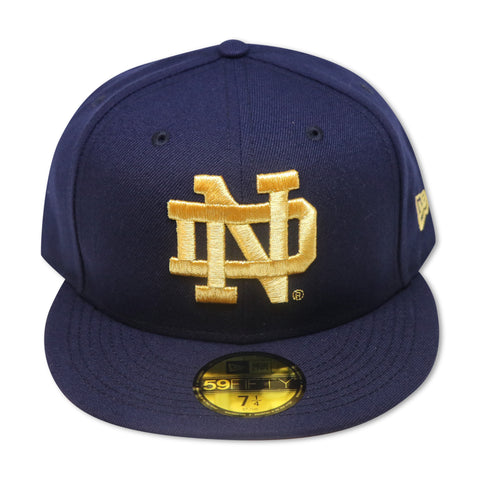 NOTRE DAME FIGHTING IRISH NEW ERA 59FIFTY FITTED