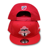 TORONTO FC NEW ERA 9FIFTY SNAPBACK