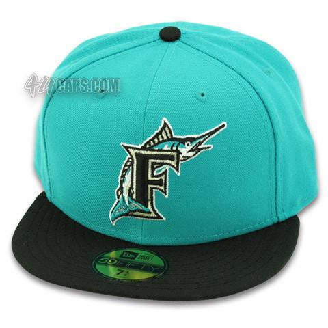 FLORIDA MARLINS 1993-1996 ALT NEW ERA 59FIFTY FITTED