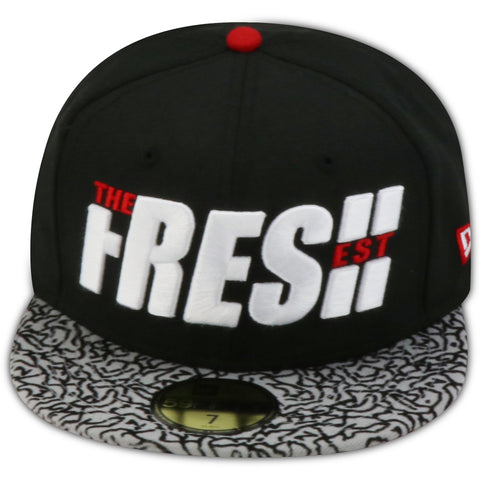 4UCAPS THE FRESHEST NEW ERA FITTED