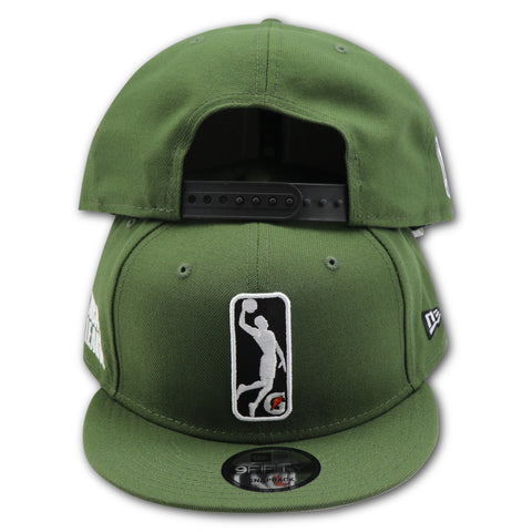 GATORADE LEAGUE OLIVE NEW ERA 9FIFTY SNAPBACK