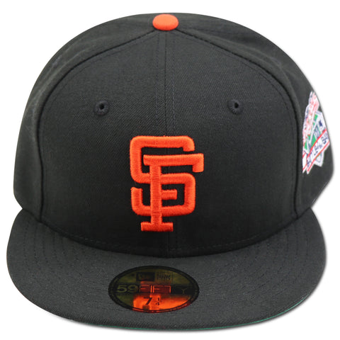 SAN FRANCISCO GIANTS 1989 WORLDSERIES (BATTLE OF THE BAY) NEW ERA 59FIFTY FITTED