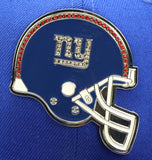 "NEW YORK GIANTS ""4UCAPS EXCLUSIVE"" NEW ERA 59FIFTY RHINESTONE FITTED"