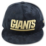 NEW YORK GIANTS NEW ERA 59FIFTY FITTED (SUEDE)
