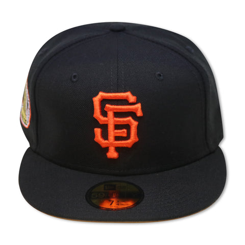 "SAN FRANCISCO GIANTS ""2010 CHAMPIONS"" NEW ERA 59FIFTY FITTED (GOLD BOTTOM)"