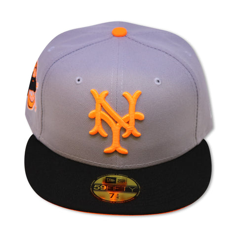 "NEW YORK GIANTS ""1954 WORLDSERIES"" NEW ERA 59FIFTY FITTED (NEON ORANGE BOTTOM)"