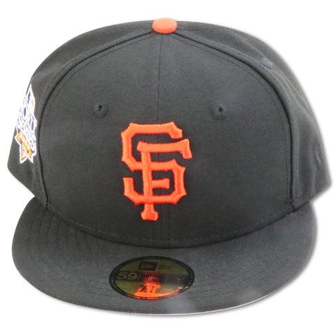 SAN FRANCISCO GIANTS 2010 WORLDSERIES NEW ERA 59FIFTY FITTED