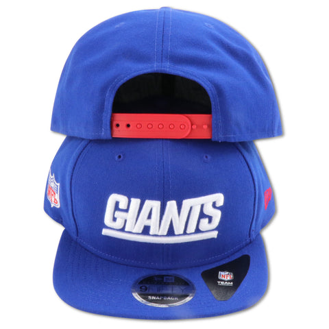NEW YORK GIANTS NEW ERA 9FIFTY SNAPBACK