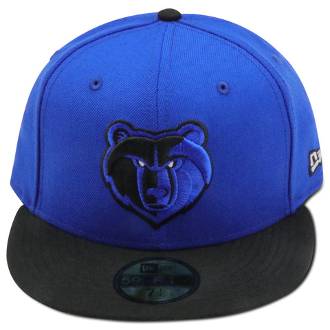 fff599f76a3 MEMPHIS GRIZZLIES NEW ERA 59FIFTY FITTED (AIR JORDAN 5 RETRO BLUE SUED –  4ucaps.com