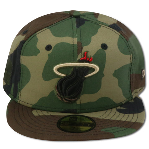 MIAMI HEAT NEW ERA 59FIFTY FITTED