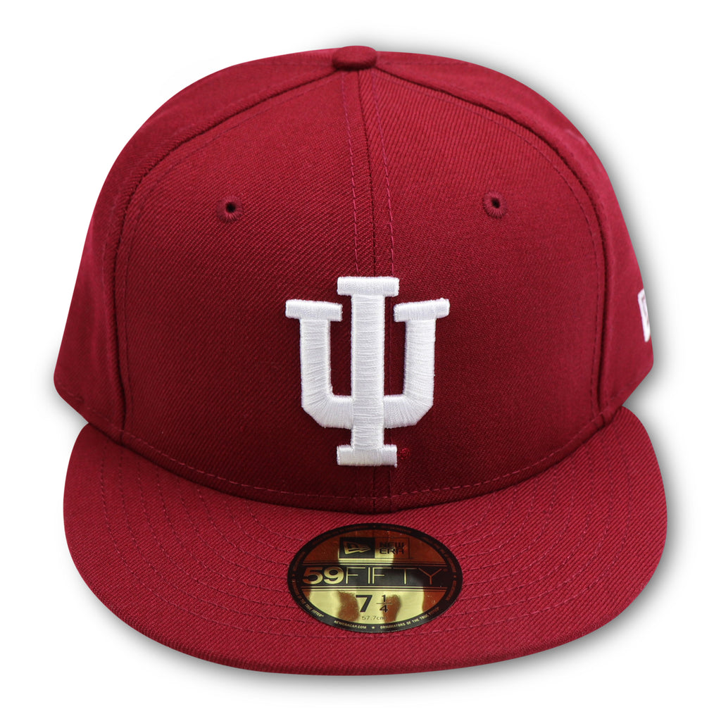 682bf827705 ... aliexpress indiana hoosiers new era 59fifty fitted a009c e7396