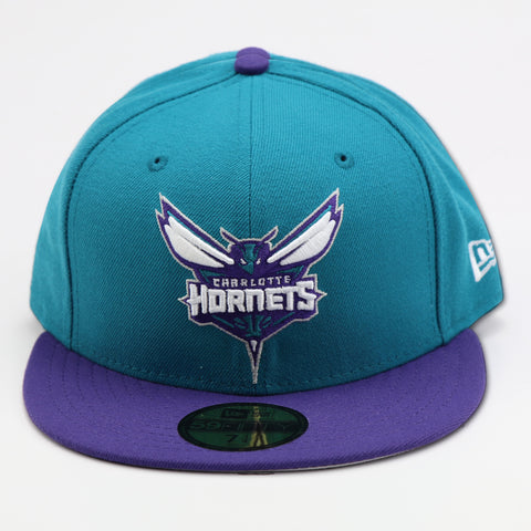 CHARLOTTE HORNETS NEW ERA 59FIFTY FITTED