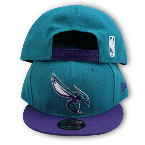 CHARLOTTE HORNETS NEW ERA 9FIFTY SNAPBACK