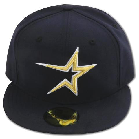 HOUSTON ASTROS 1999 GAME NEW ERA 59FIFTY FITTED