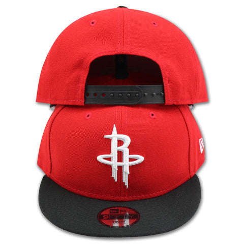 KIDS HOUSTON ROCKETS 2-TONE NEW ERA 9FIFTY SNAPBACK