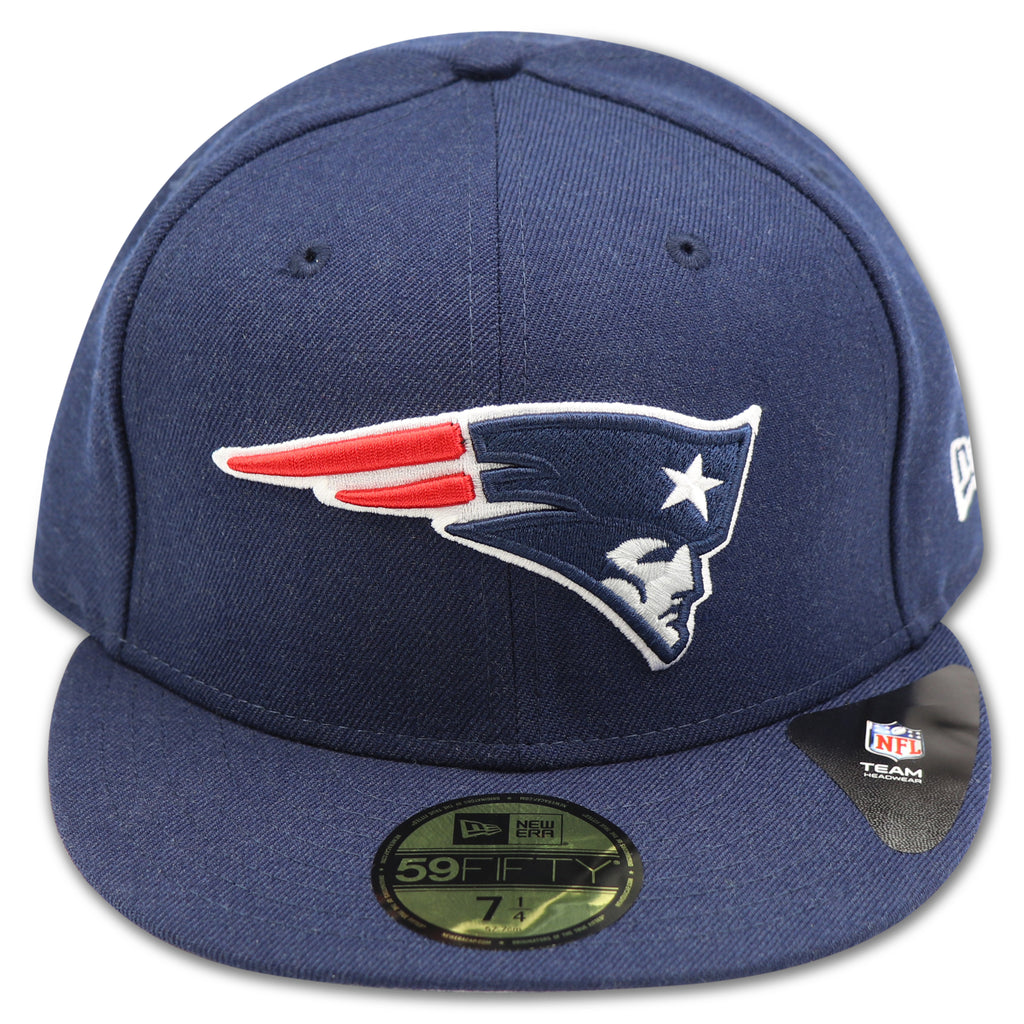 NEW ENGLAND PATRIOTS NEW ERA 59FIFTY FITTED – 4ucaps.com cceb0a82cf1