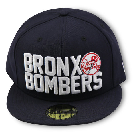 "NEW YORK YANKEES ""BRONX BOMBERS"" NEW ERA 59FIFTY FITTED"