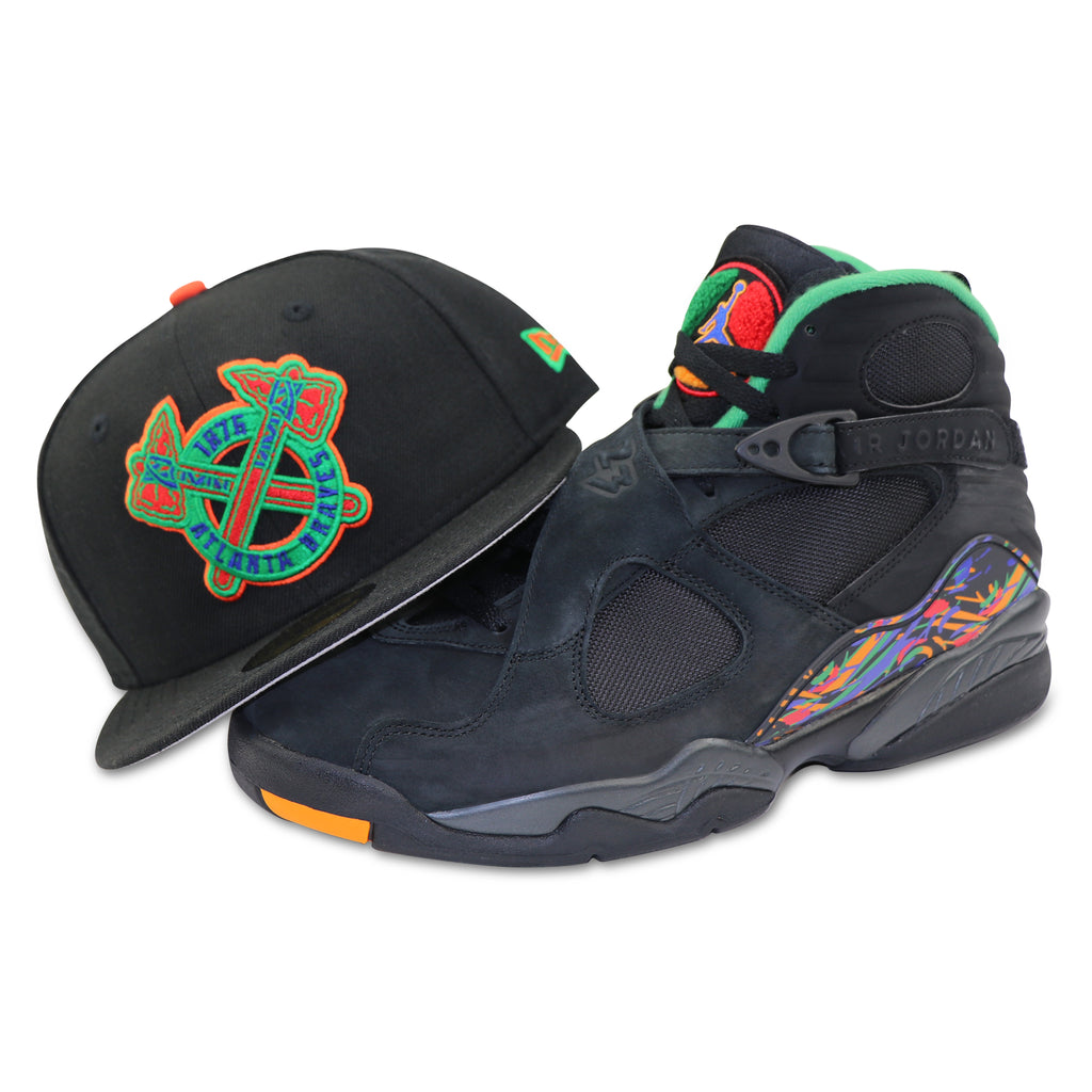Era Fittedair Braves Air 8 Atlanta Raid Ii Retro New Jordan 59fifty Nnv8ym0OwP