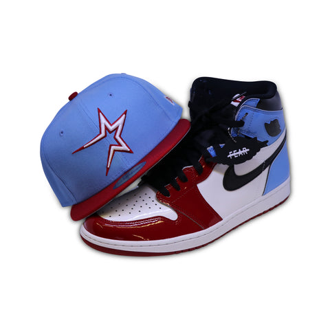 HOUSTON ASTROS NEW ERA 59FIFTY FITTED (AIR JORDAN 1 RETRO FEARLESS)