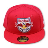 NEW YORK REDBULLS NEW ERA FITTED