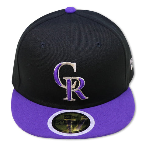 """KIDS""  COLORADO ROCKIES NEW ERA 59FIFTY FITTED"