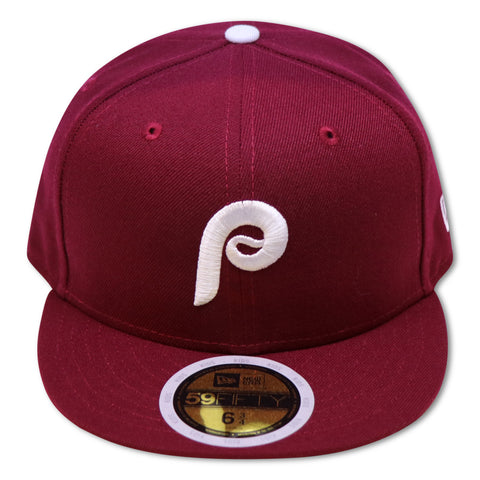 """KIDS"" PHILADELPHIA PHILLIES NEW ERA  59FIFTY FITTED"