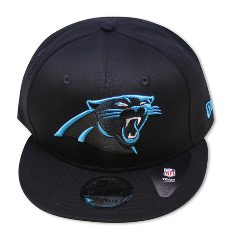 CAROLINA PANTHER BLACK 9FIFTY NEW ERA SNAPBACK
