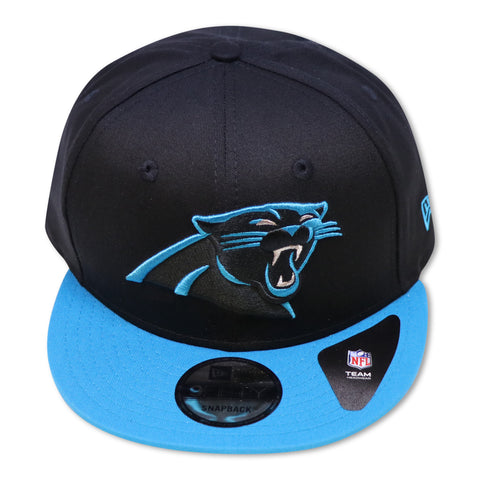 CAROLINA PANTHER 9FIFTY 2-TONE NEW ERA SNAPBACK