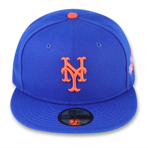 NEW YORK METS 1986 WORLD SERIES NEW ERA 59FIFTY FITTED (GREEN UNDER BRIM)