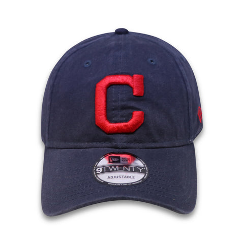 CLEVELAND INDIANS CORE CLASSIC 920 NEW ERA DAD HAT