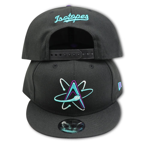 ALBUQUERQUE ISOTOPES NEW ERA 9FIFTY (ABALONE FOAMS)