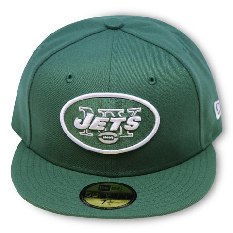 NEW YORK JETS (GREEN) NEW ERA 59FIFTY FITTED