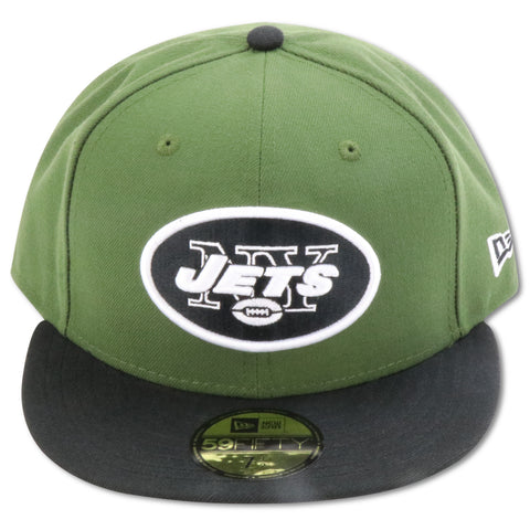 NEW YORK JETS NEW ERA 59FIFTY FITTED (LEGION FOAMS)