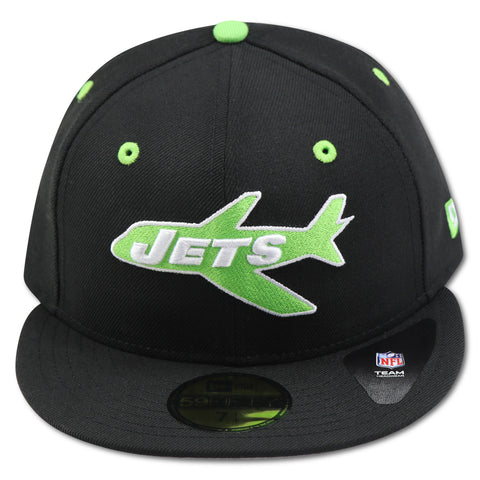 NEW YORK  JETS NEWERA 59FIFTY FITTED