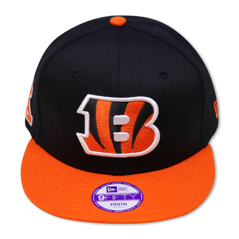 """KIDS"" CINCINNATI BENGALS NEWERA 9FIFTY SNAPBACK"
