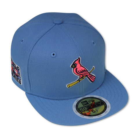 "KIDS - ST.LOUIS CARDINALS ""2006 WORLDSERIES"" NEW ERA 59FIFTY FITTED (INFARED BOTTOM)"