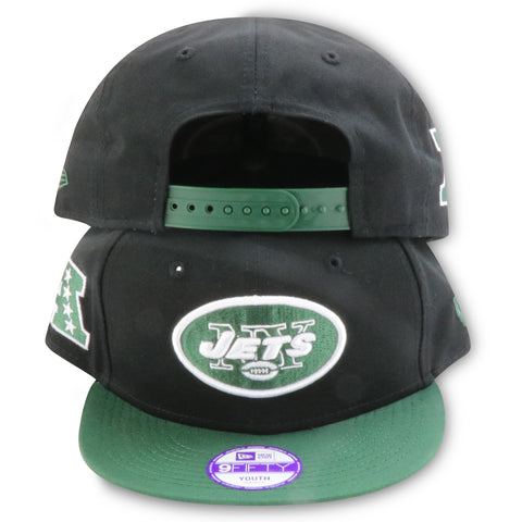 KIDS NEW YORK JETS NEW ERA SNAPBACK