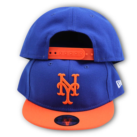 "NEW YORK METS ""MY FIRST SNAPBACK"" NEW ERA 9FIFTY INFANT SNAPBACK"